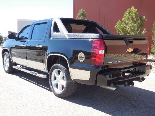 2009 Chevrolet Avalanche 2500 Utility
