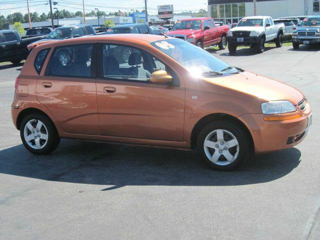 2005 Chevrolet Aveo SXT All Wheel Drive