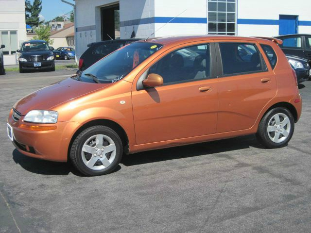 2005 Chevrolet Aveo SXT All Wheel Drive