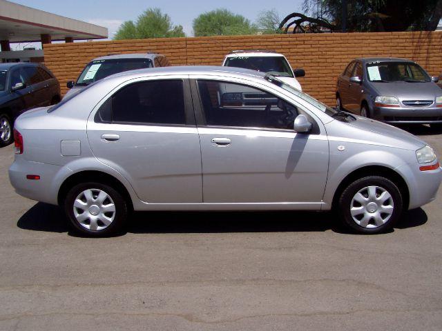 2006 Chevrolet Aveo 3.2 Sedan 4dr