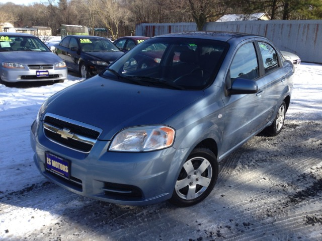 2007 Chevrolet Aveo Limited Pickup 4D 5 1/2 Ft