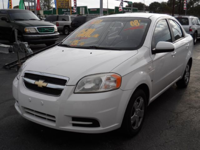 2008 Chevrolet Aveo Limited Pickup 4D 5 1/2 Ft