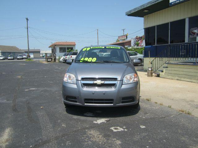 2009 Chevrolet Aveo Touring W/nav.sys