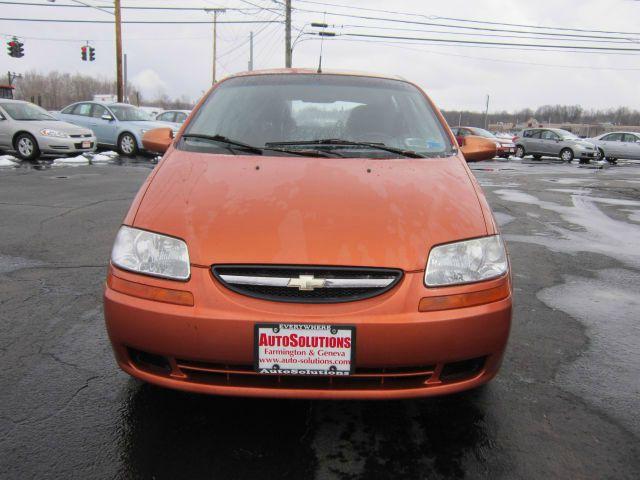 2007 Chevrolet Aveo5 Touring W/nav.sys
