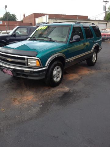 1996 Chevrolet Blazer Volante S