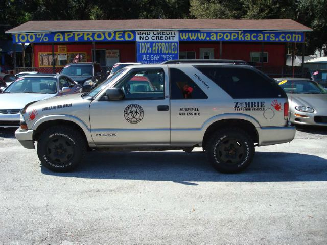 1999 Chevrolet Blazer Slt/sport