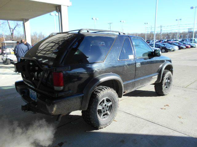 2000 Chevrolet Blazer Laramie Heavy DUTY Dually