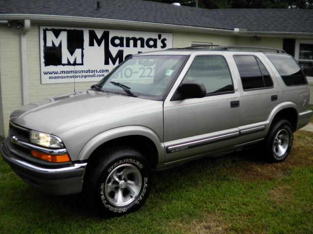 2001 Chevrolet Blazer Laramie Heavy DUTY Dually