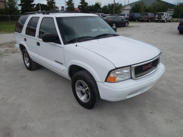 2002 Chevrolet Blazer NAV DVD