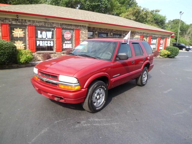 2003 chevrolet blazer awd a sr details smyrna tn 37167. Black Bedroom Furniture Sets. Home Design Ideas