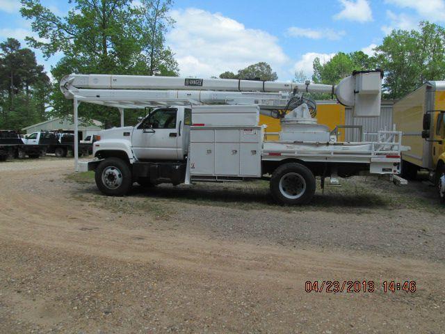 2000 Chevrolet Bucket Truck 7500 Diesel