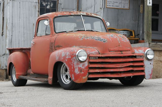 1951 Chevrolet C10 4dr Sdn Evolution GSR