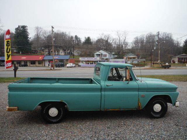 1966 Chevrolet C10 LT Extended,8 FOOT BOX