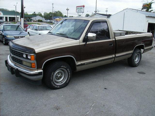 Chevrolet Of Murfreesboro >> Used Chevrolet C1500 2WD 1/2 Ton 1988 Details. Buy used Chevrolet C1500 2WD 1/2 Ton 1988 in ...