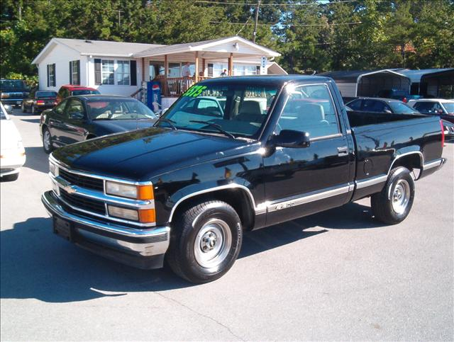 Used Cars Knoxville >> Used Chevrolet C1500 Short Bed Cheyenne 1995 Details. Buy used Chevrolet C1500 Short Bed ...