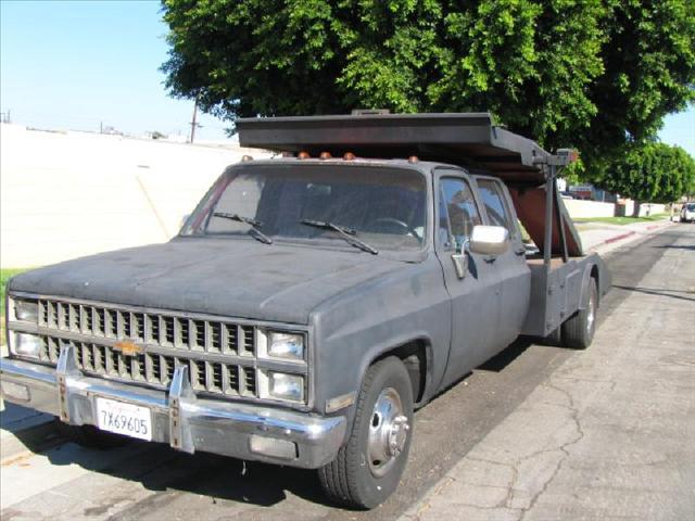 Chevrolet C30 1982