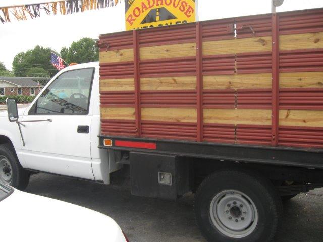 1988 Chevrolet C3500 Lariat 4D Crew Cab Truck