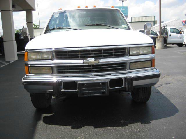 1998 Chevrolet C/K 3500 Series XLT Superduty Turbo Diesel