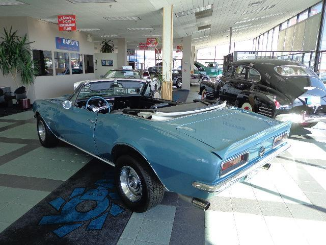1967 Chevrolet Camaro XLS