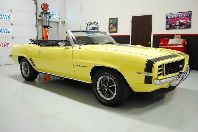 1969 Chevrolet Camaro SE2