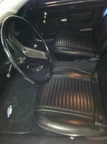1969 Chevrolet Camaro 2dr Sport 4x4 Coupe