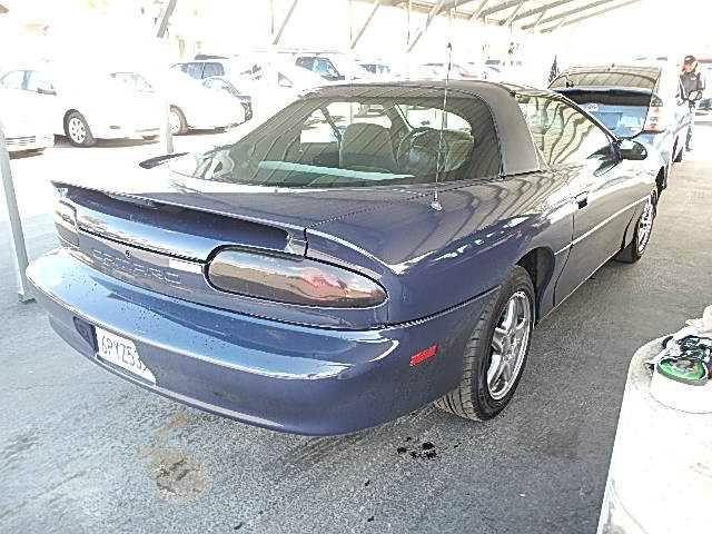 2000 Chevrolet Camaro GT Premium
