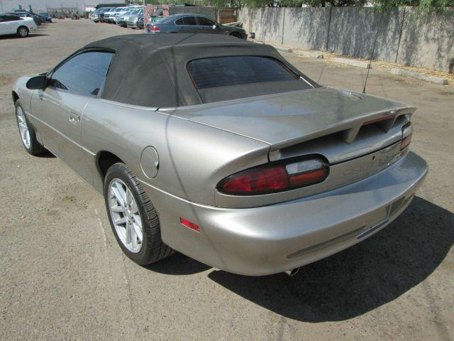 2000 Chevrolet Camaro Adren W/lthr