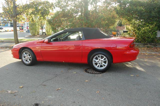 2001 Chevrolet Camaro 1.8T Quattro