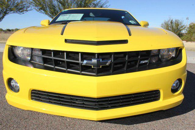 2010 Chevrolet Camaro 4WD 4dr V6 5-spd AT