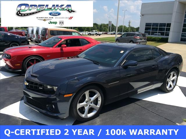 2013 Chevrolet Camaro Dark Grey
