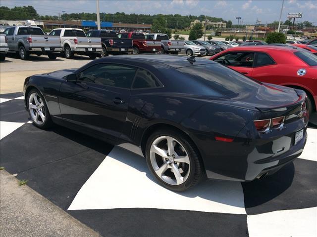2013 Chevrolet Camaro Dark Grey
