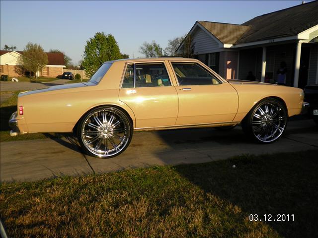 Chevrolet Caprice Classic 1986