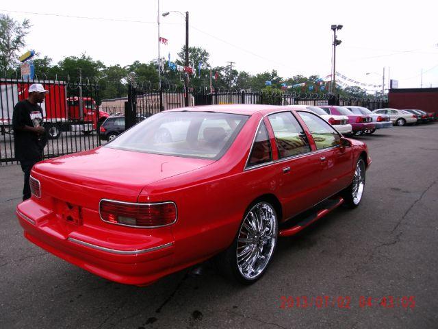 1996 Chevrolet Caprice Classic 4WD Crew Cab 143.5 LT W/1lt