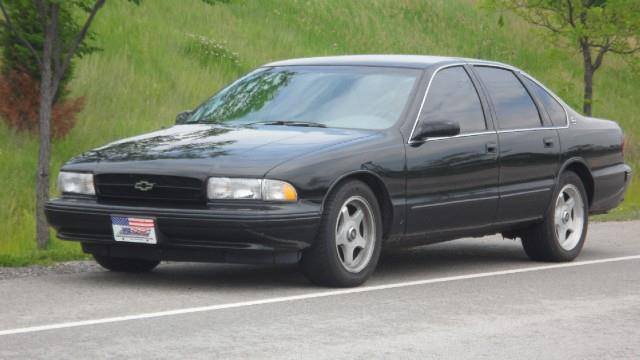 1996 Chevrolet Caprice Classic or Impala 4WD