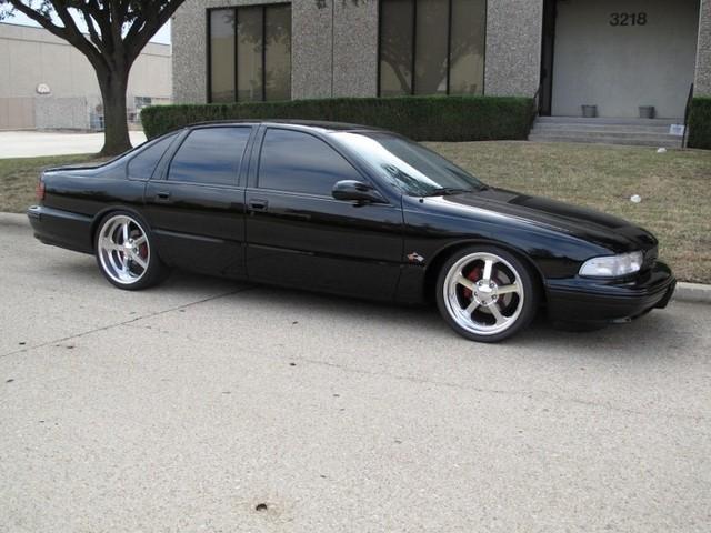 1995 Chevrolet Caprice Classic or Impala SS 14 Box MPR