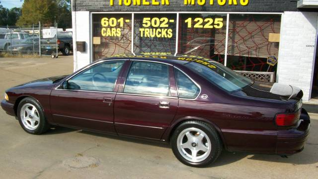 Used Chevrolet Caprice Classic or Impala SS SUPER SPORT ...