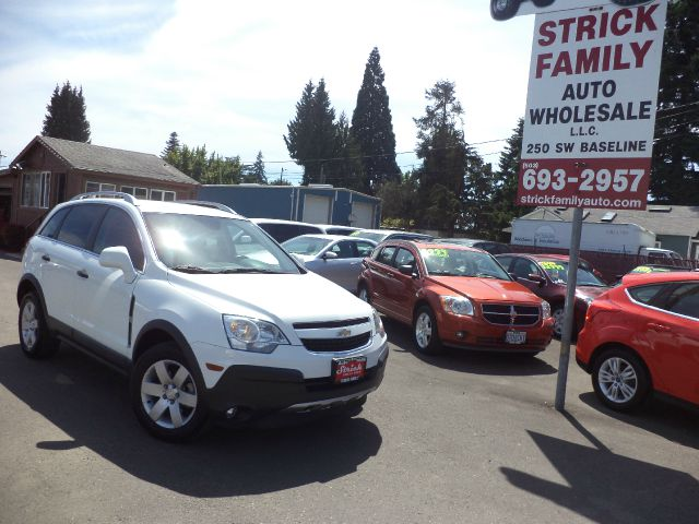2012 Chevrolet Captiva Sport 4x4 XL