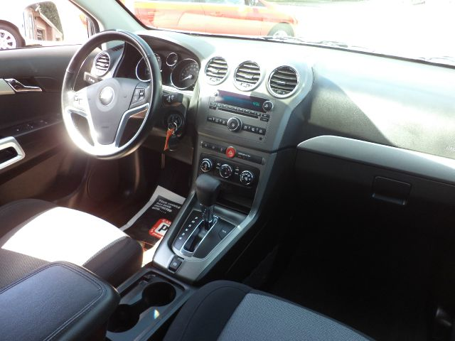 2012 Chevrolet Captiva Sport 4x4 XL