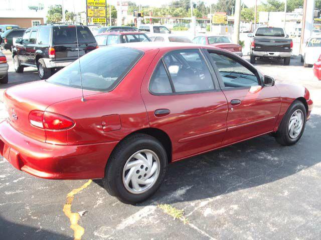 Pinellas Auto Brokers >> 1999 Chevrolet Cavalier Sedan Details. SAINT PETERSBURG ...