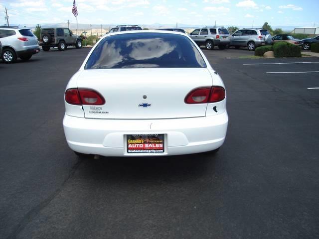 2001 Chevrolet Cavalier Unknown