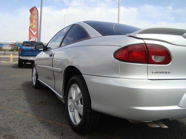 2001 Chevrolet Cavalier Tan