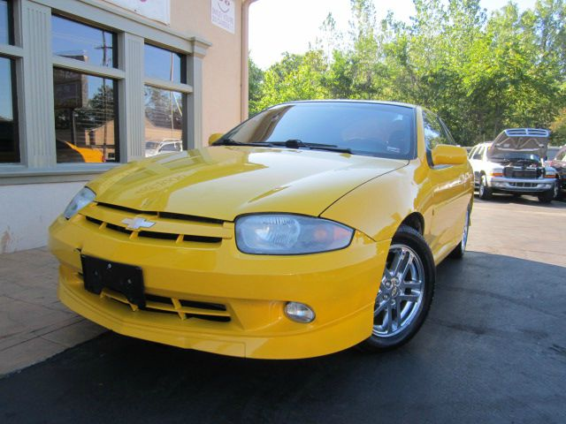 2003 Chevrolet Cavalier Laredo Leathersunroof