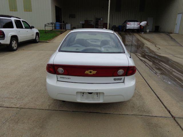 2005 Chevrolet Cavalier GL Manual W/siab