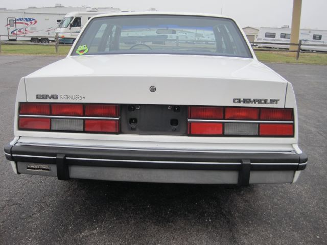 1984 Chevrolet Celebrity 3.5tl W/tech Pkg