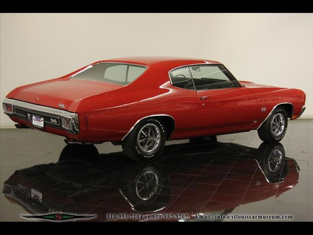 1970 Chevrolet Chevelle SS454 LS6 Hardtop