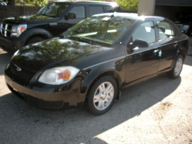 2005 Chevrolet Cobalt Blk Ext With Silver Trin