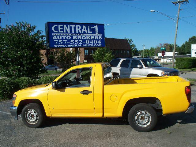 2007 Chevrolet Colorado 3.0cl W/leath