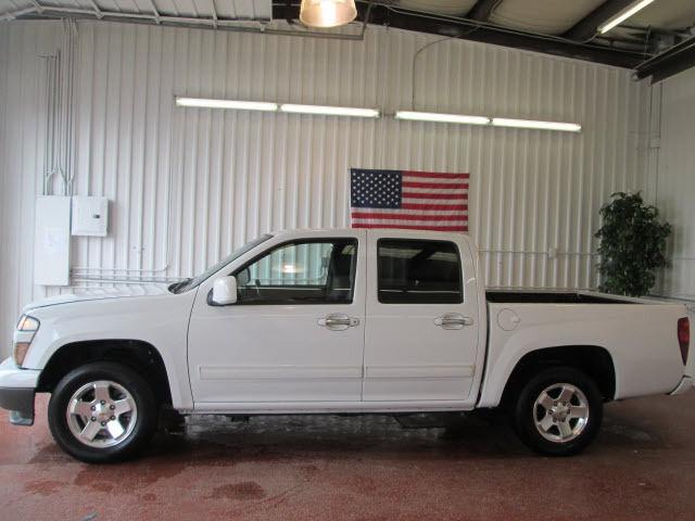 2012 Chevrolet Colorado 2DR REG 135wb DRW 4W