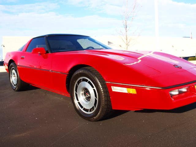 1985 Chevrolet Corvette 2.0T Value Edition Sedan 4D