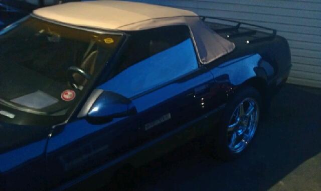 1988 Chevrolet Corvette Sport One Owner 4x4
